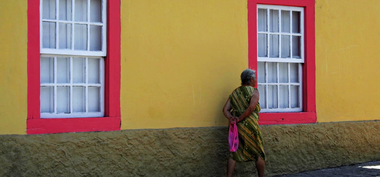 Dans les rues de Parnaiba - État du Piaui - Brésil