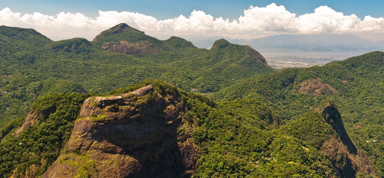 Parc National de Tijuca - Rio de Janeiro - Brésil