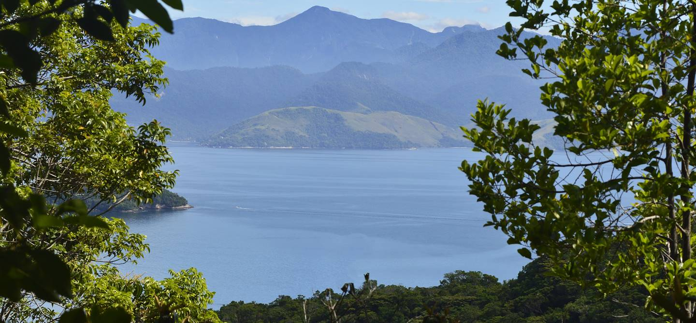 Randonnée sur l'île Ilha Grande - Brésil
