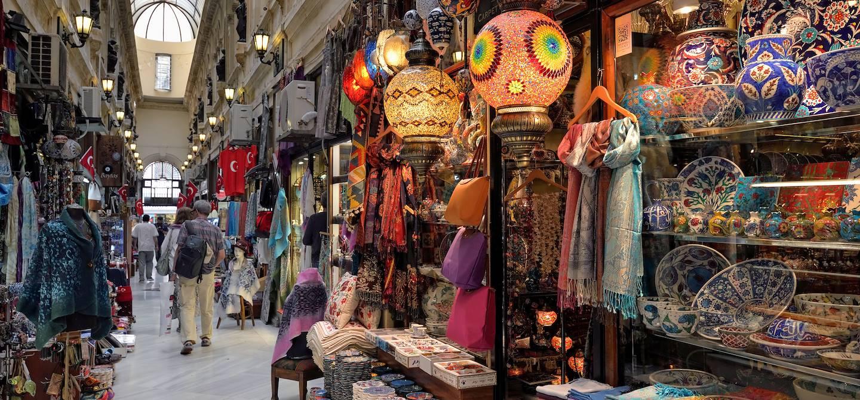 Grand Bazar d'Istanbul - Turquie