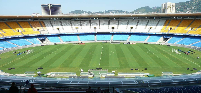 Stade Maracana - Rio de Janeiro - Bresil