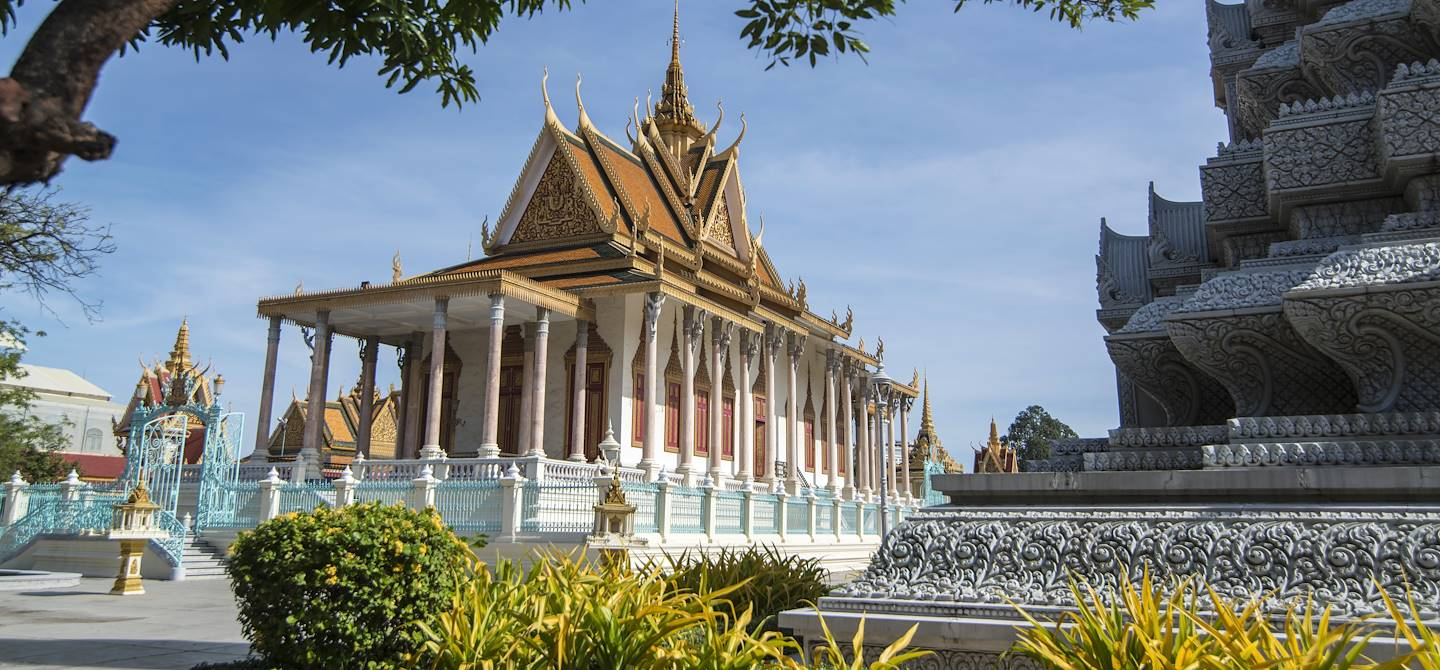 Pagode d'argent - Phnom Penh - Cambodge