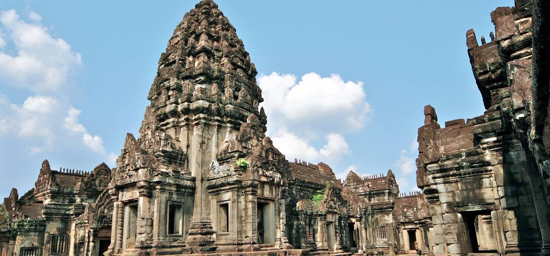 Temple de Banteay Samré - Ankhor - Cambodge
