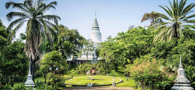 Wat Phnom - Phnom Penh - Cambodge