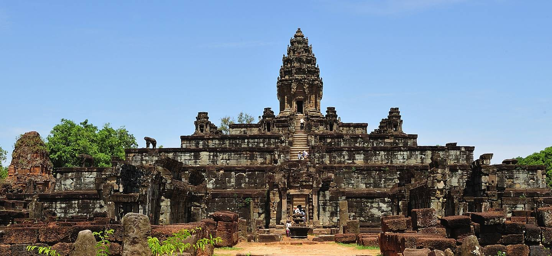 Temple de Roluos - Siem Reap - Cambodge