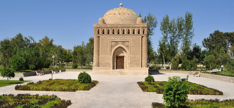 Mausolée des Samanides - Boukhara - Ouzbékistan