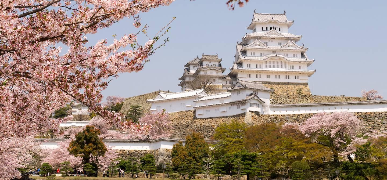 Chateau Himeji - Himeji - Japon