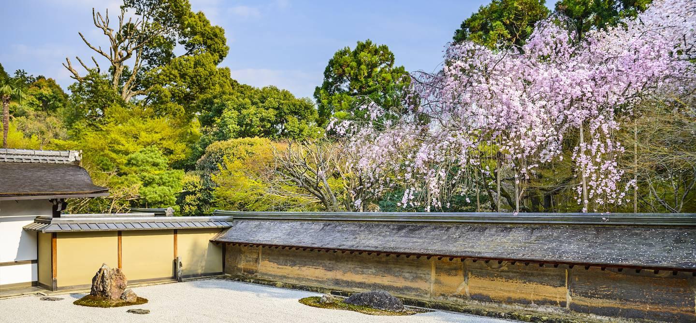 Ryoan-ji - Kyoto - Japon