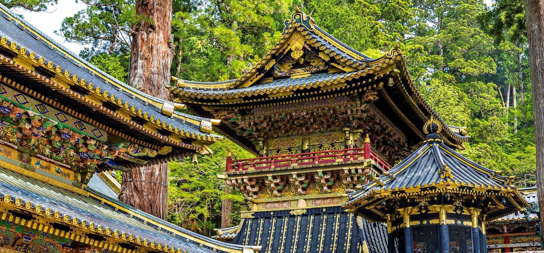 Sanctuaire de Toshogu - Nikko - Préfecture de Tochigi - Japon