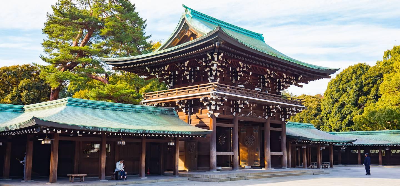Meiji-Jingu - Tokyo - Japon