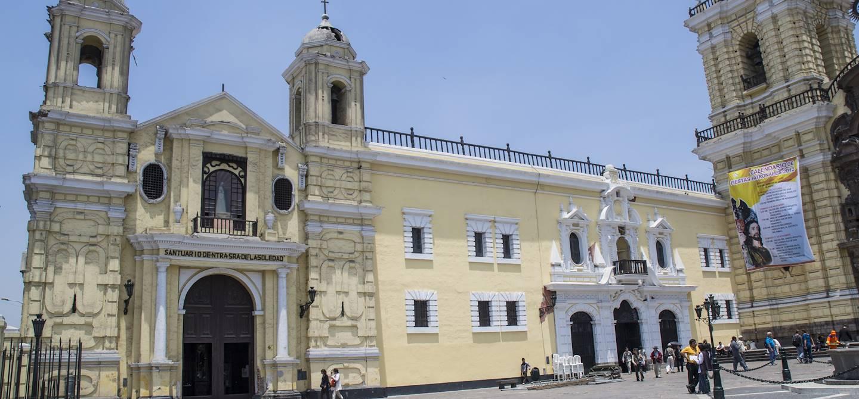 Couvent de San Francisco - Lima - Pérou