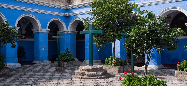 Le monastère de Santa Catalina - Arequipa - Pérou