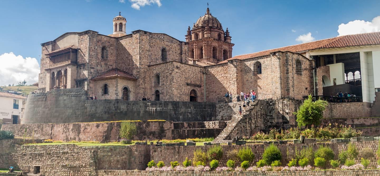 Coricancha - Cuzco - Pérou