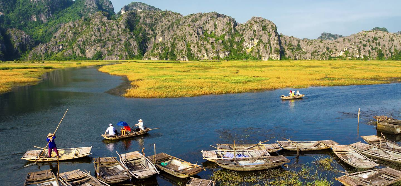 Tam Coc - Ninh Binh - Vietnam