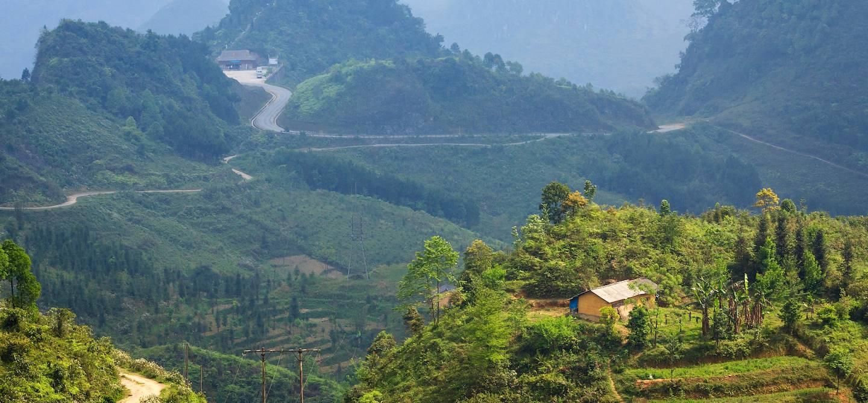 Province de Hà Giang - Vietnam