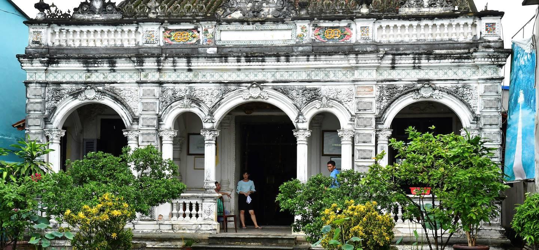 Maison de Huynh Thuy Le - Sadec - Vietnam