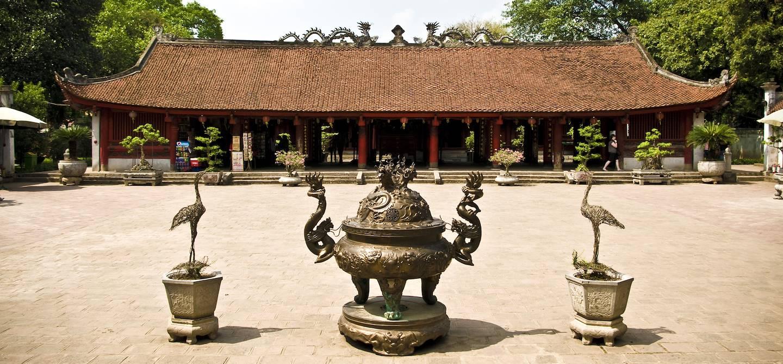 Temple de la Littérature (temple Van Mieu) - Hanoï - Vietnam