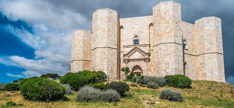 Castel del Monte - Pouilles - Italie
