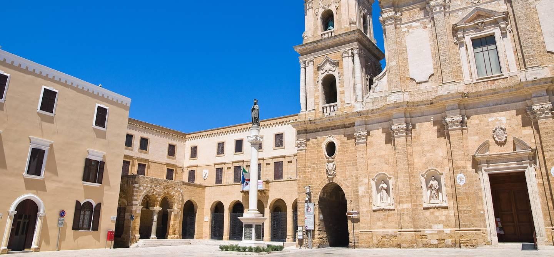 Cathédrale de Brindisi - Pouilles - Italie