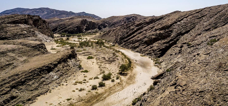 Kuiseb - Région d'Hardap - Namibie