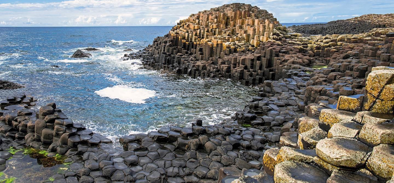 Chaussée des Géants - Comté d'Antrim - Irlande du Nord