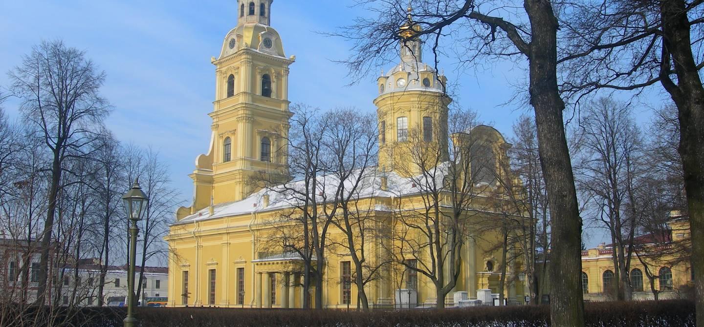 Cathédrale Pierre et Paul - Saint Petersbourg