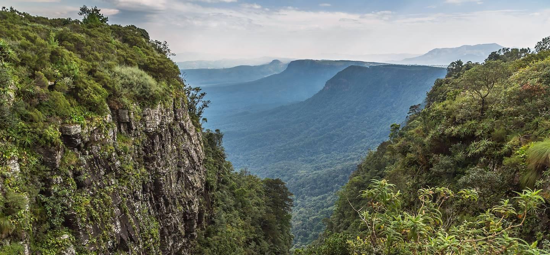 God's window - Blyde River Canyon - Graskop - Afrique du Sud