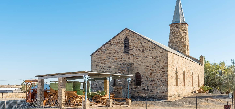 Église de Keetmanshoop - Région de Karas - Namibie
