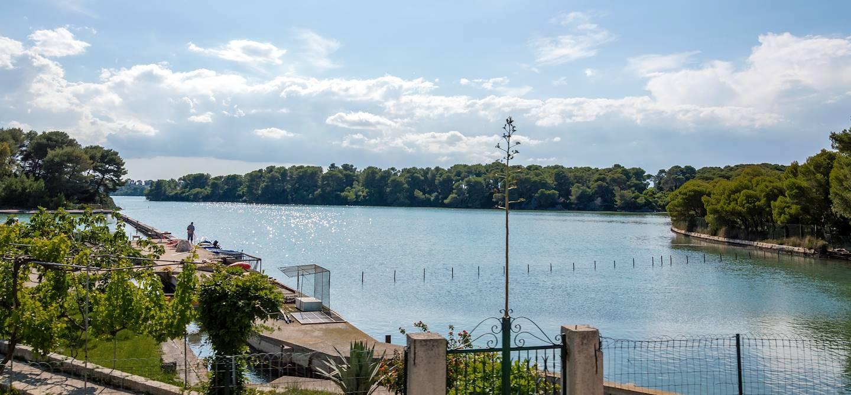 Lac d'Alimini - Les Pouilles - Italie