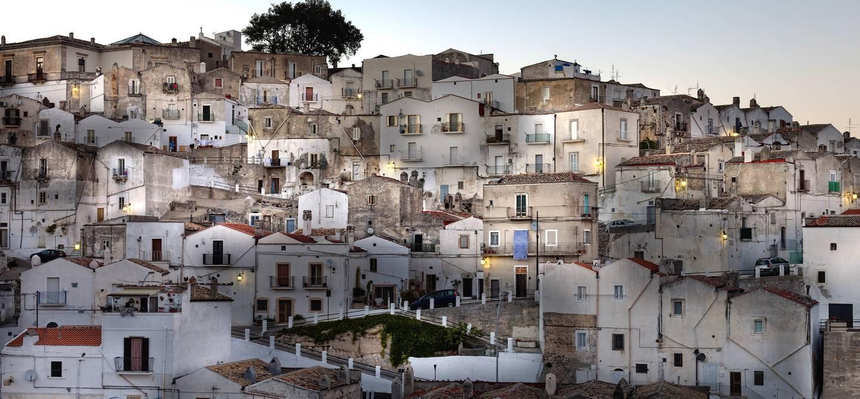 Monte Sant'Angelo - Les Pouilles - Italie