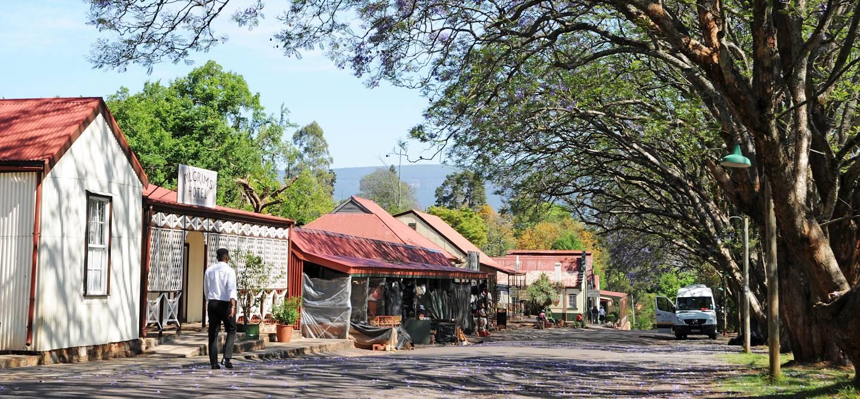 Pilgrim's Rest - Mpumalanga - Afrique du Sud