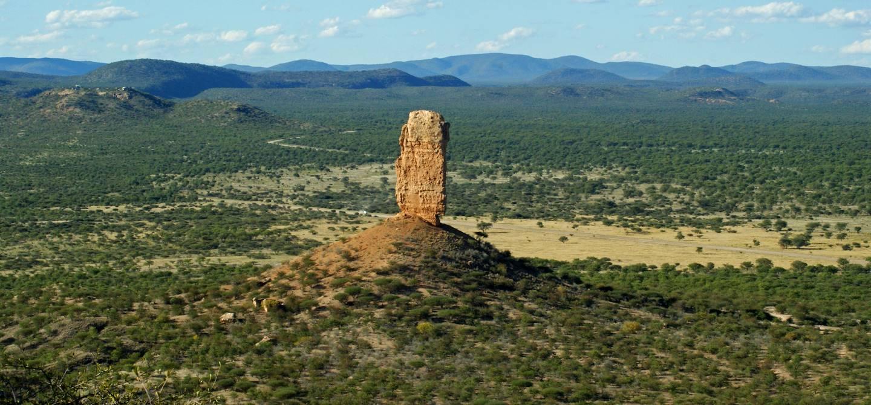 Vingerklip - Namibie