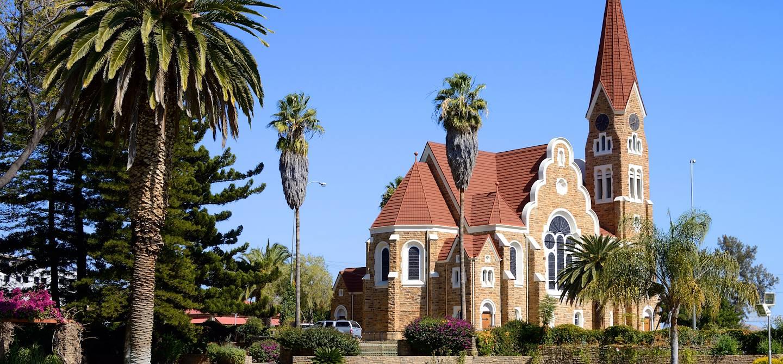 Christuskirche - Windhoek - Namibie