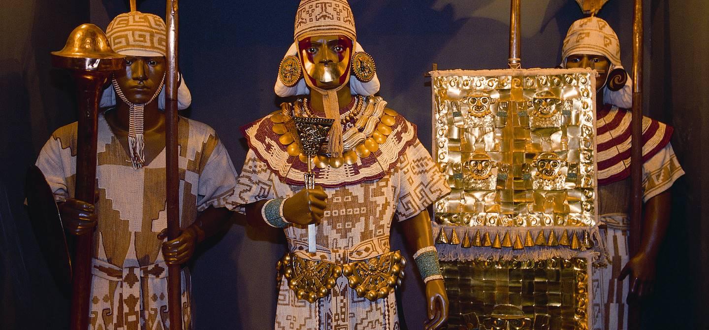 Musée seigneur Sipan - Pérou
