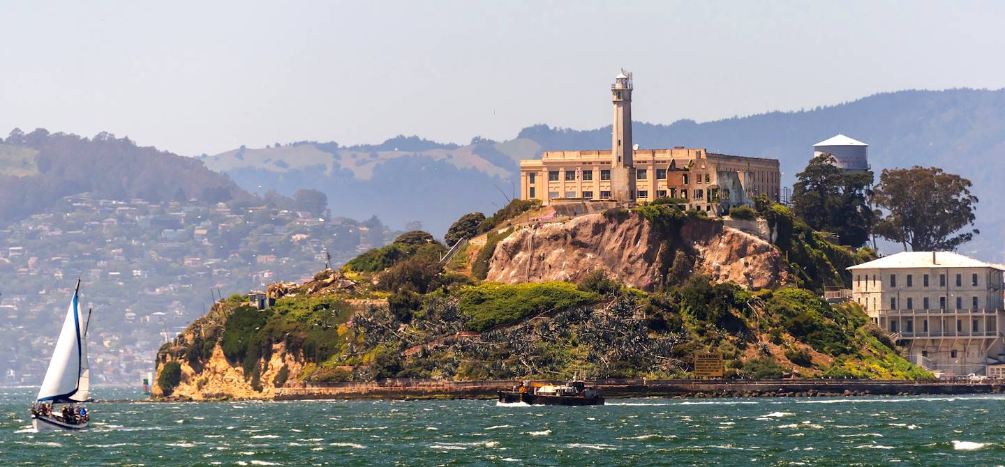 Alcatraz - Californie - Etats-Unis