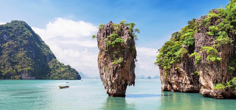 Khao Phing Kan, James Bond Island - Phang Nga - Thaïlande