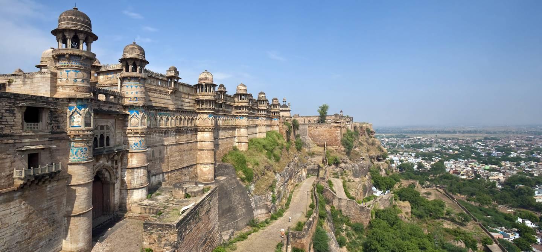 Citadelle de Gwalior - Madhya Pradesh - Inde