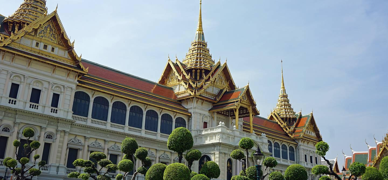 Le Grand Palais - Bangkok - Thailande