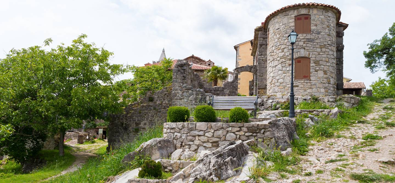 Hum - Buzet - Croatie