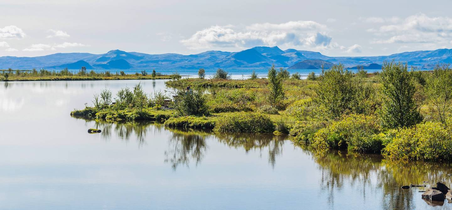 Lac Thingvallavatn - Parc national Thingvellir - Islande