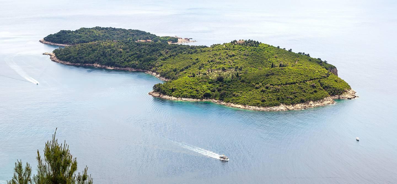 Ile de Lokrum - Dalmatie - Croatie