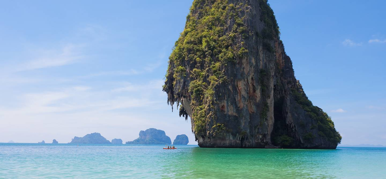 Phra Nang Beach - Thaïlande