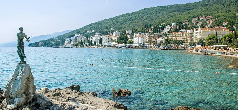 Opatija - Istrie - Croatie