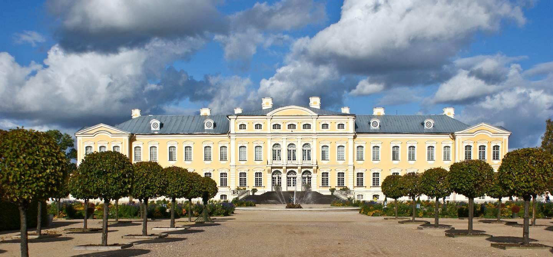 Palais de Rundale - Pilsrundale - Semigalle - Lettonie
