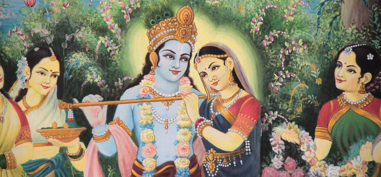 Peinture au Rajasthan - Inde