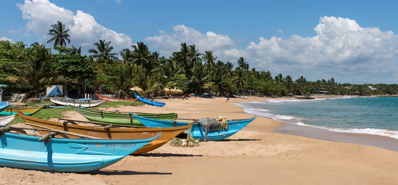 Plage de Tangalle - Province du Sud - Sri Lanka