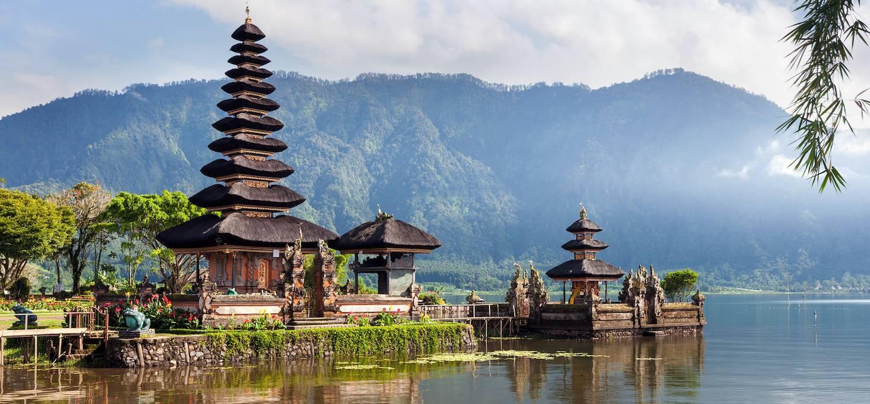 Pura Ulun Danu - Bali - Indonésie