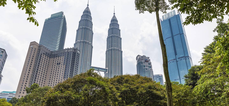 Tours Petronas - Kuala Lumpur - Malaisie