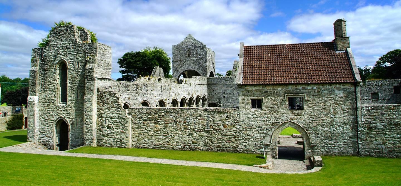 Abbaye de Boyle - Roscommon - Irlande