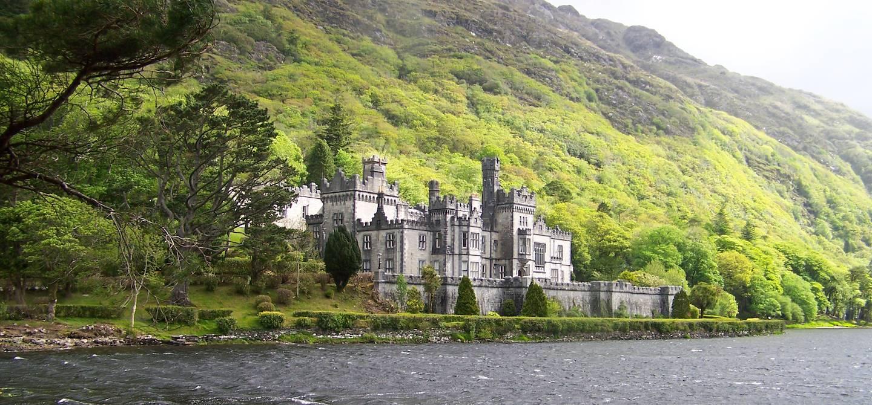 Abbaye de Kylemore - Connemara - Irlande